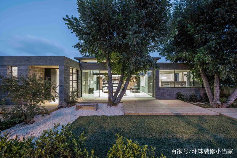 高性价比的水泥砖别墅设计,外观平平无奇,走进室内就被迷住了!