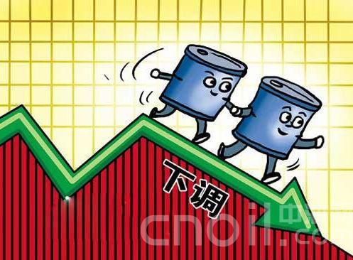 """成品油价""""二连降"""",至4年最低,""""三连降""""也要来了?"""