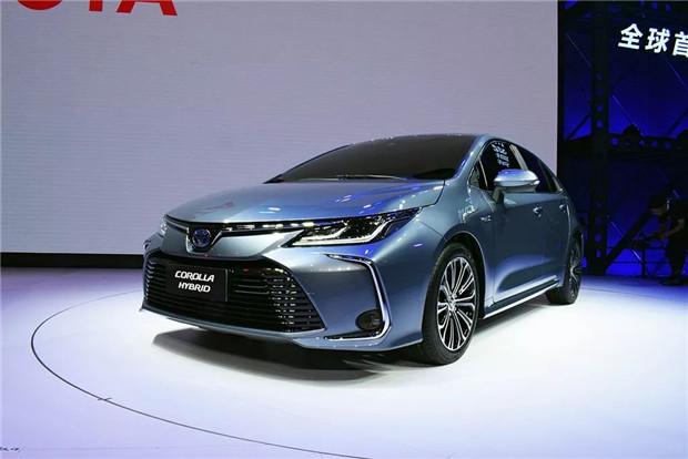 TNGA产品全面推进 一汽丰田闪耀榕城