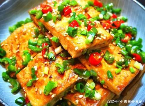 红烧豆腐的n种吃法,除了麻婆豆腐,这种做法也不错哦