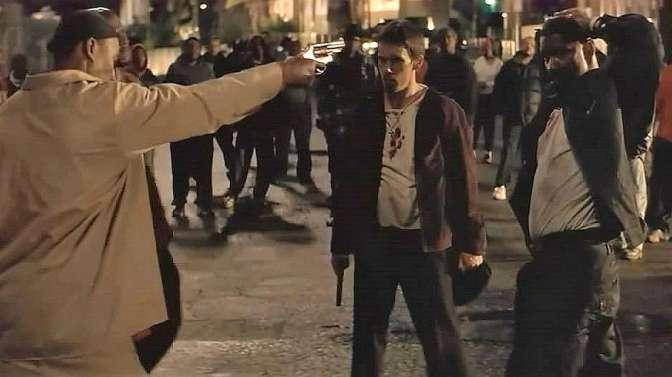 丹泽尔华盛顿凭此片拿下奥斯卡影帝,这演技超神了