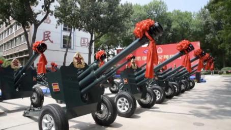 国庆阅兵式礼炮山西造,连炮声都有讲究:浑厚响亮不伤耳朵