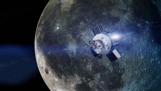 中国计划10年建成月球南极科研站!美国放话:5年后重返月球