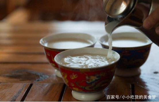 藏族的专属特色酥油茶,这个味道你还喜欢吗?
