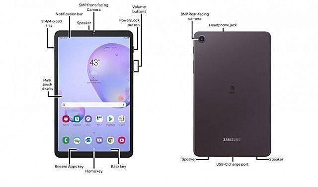 三星Galaxy Tab A 8.4(2020)曝光,新机Galaxy M21在印度发布