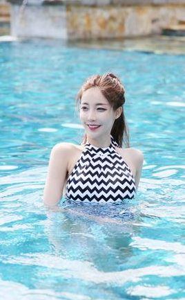韩国八大泳装模特比基尼美图乐多美女网整理第46期