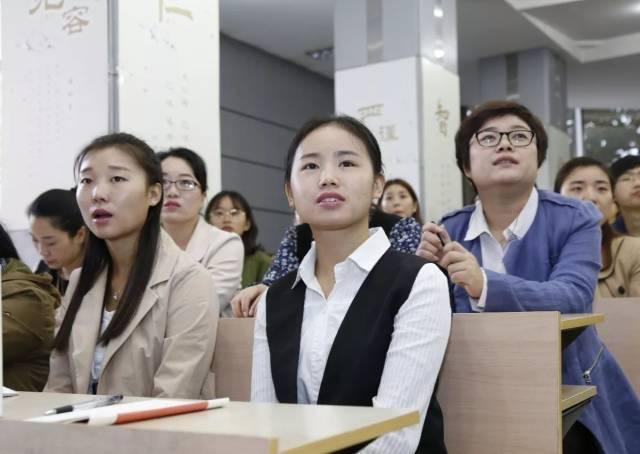 「北京市八一学校保定分校」让教师资源成为学校发展的第一资源
