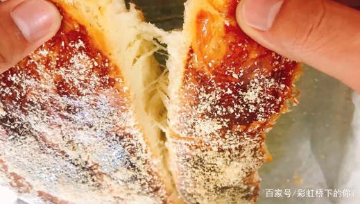 懒人面包新做法,蓬松香软,厨房小白也能轻松上手