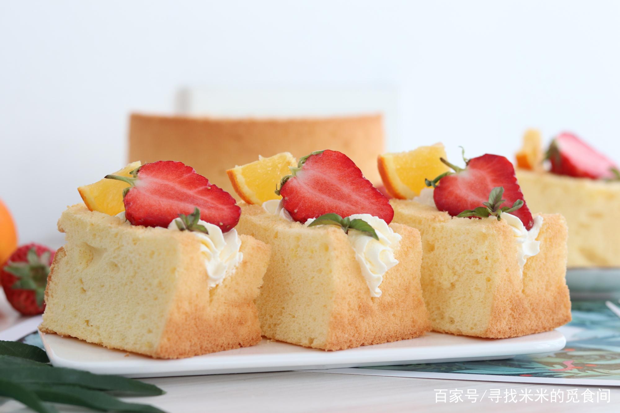 不要老做凉皮啦,跟我学做蛋糕,颜值高味道好,发朋友圈满满的赞