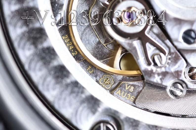 不褪色不怕刮!GF厂百年灵黑鸟侦察机v4钛金属做工如何?插图10