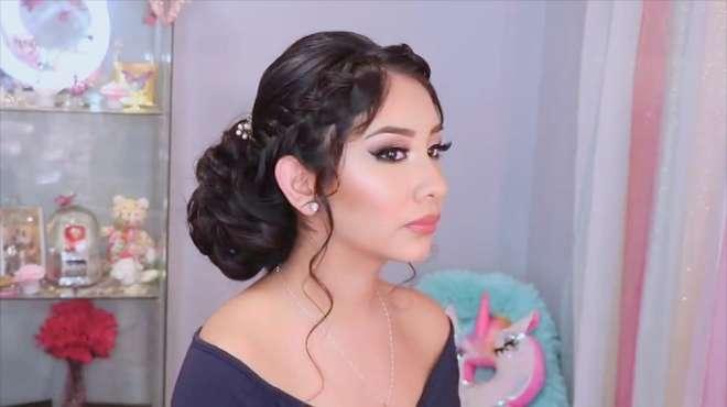 大气典雅的新娘发型,让你尽情绽放自身魅力