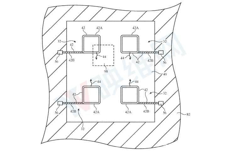 苹果新车辆照明专利实现更佳的AR挡风玻璃系统 AR资讯