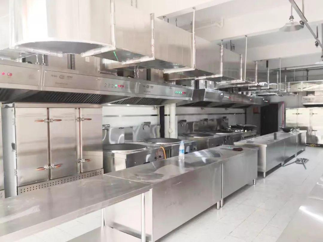 商用厨房工程案例1