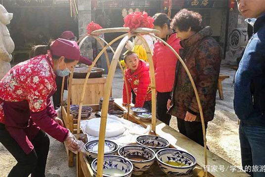 """最诱惑你的地方,""""庆州古城·马嵬驿民俗文化村""""!"""