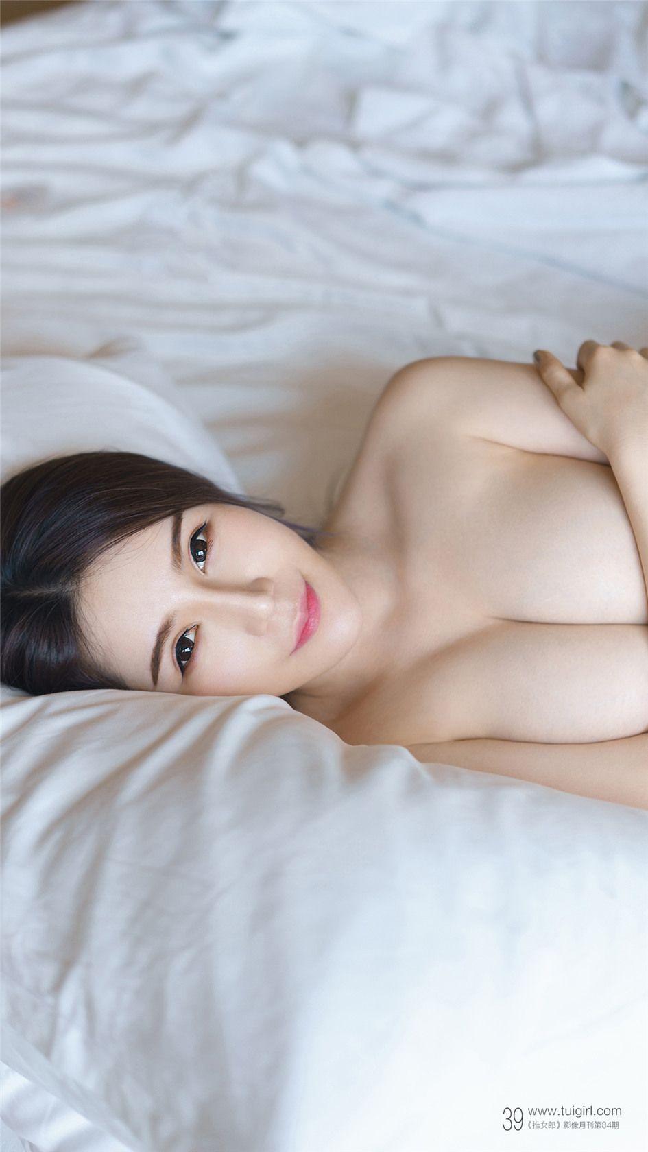 [推女郎] 气质白嫩陈秋雨大尺度人体展示性感图片 第084期