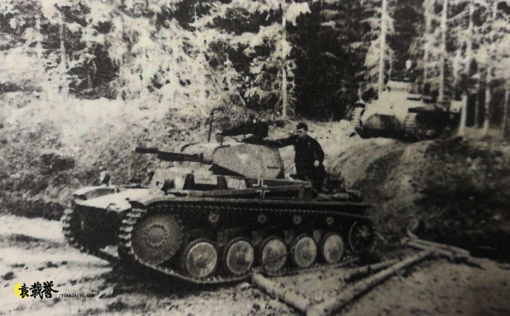 2号坦克:主炮口径仅20毫米,却打垮了法国、波兰-
