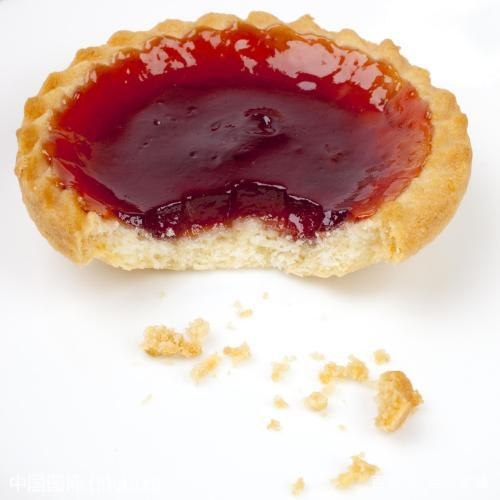 美食天天荐:草莓果酱蛋挞,有层次感的美味,烹饪简单