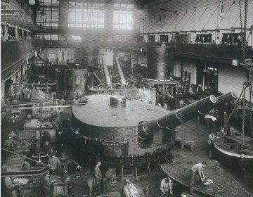 克虏伯工厂:德军二战能横行霸道,该公司功不可没-