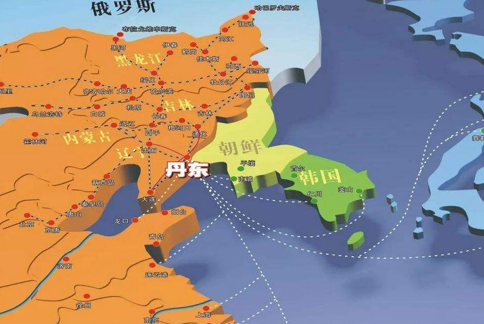 负债489亿终破产!东北大港丹东港破产重组案法院已受理