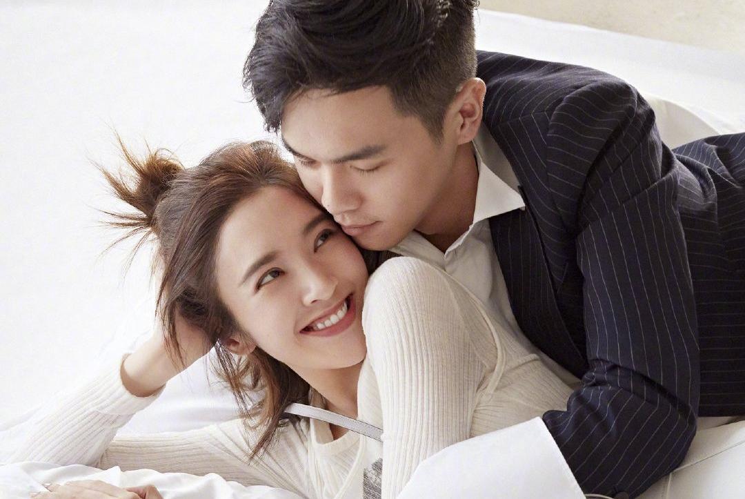 张若昀和唐艺昕的爱情,情侣名、同款纹身、备忘录太甜了