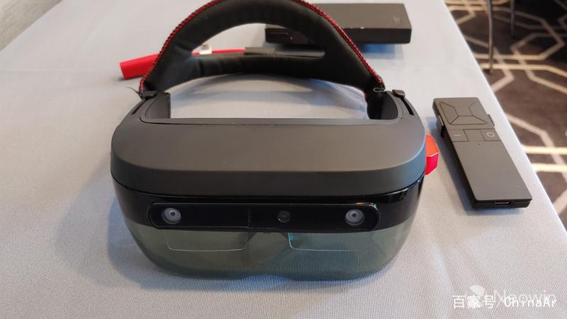 联想发布子品牌 并推出AR头显ThinkReality A6 AR资讯 第3张