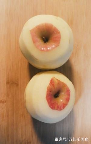 大厨教枫糖渍烤苹果,味道鲜美又好吃,方法简单营养丰富