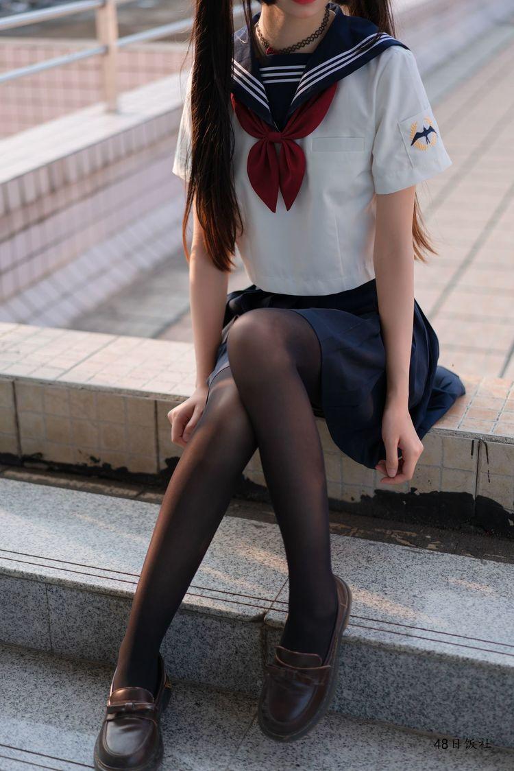 jk制服是什么意思?jk制服图片 女子高中生校服大赏 网络流行语 热图7