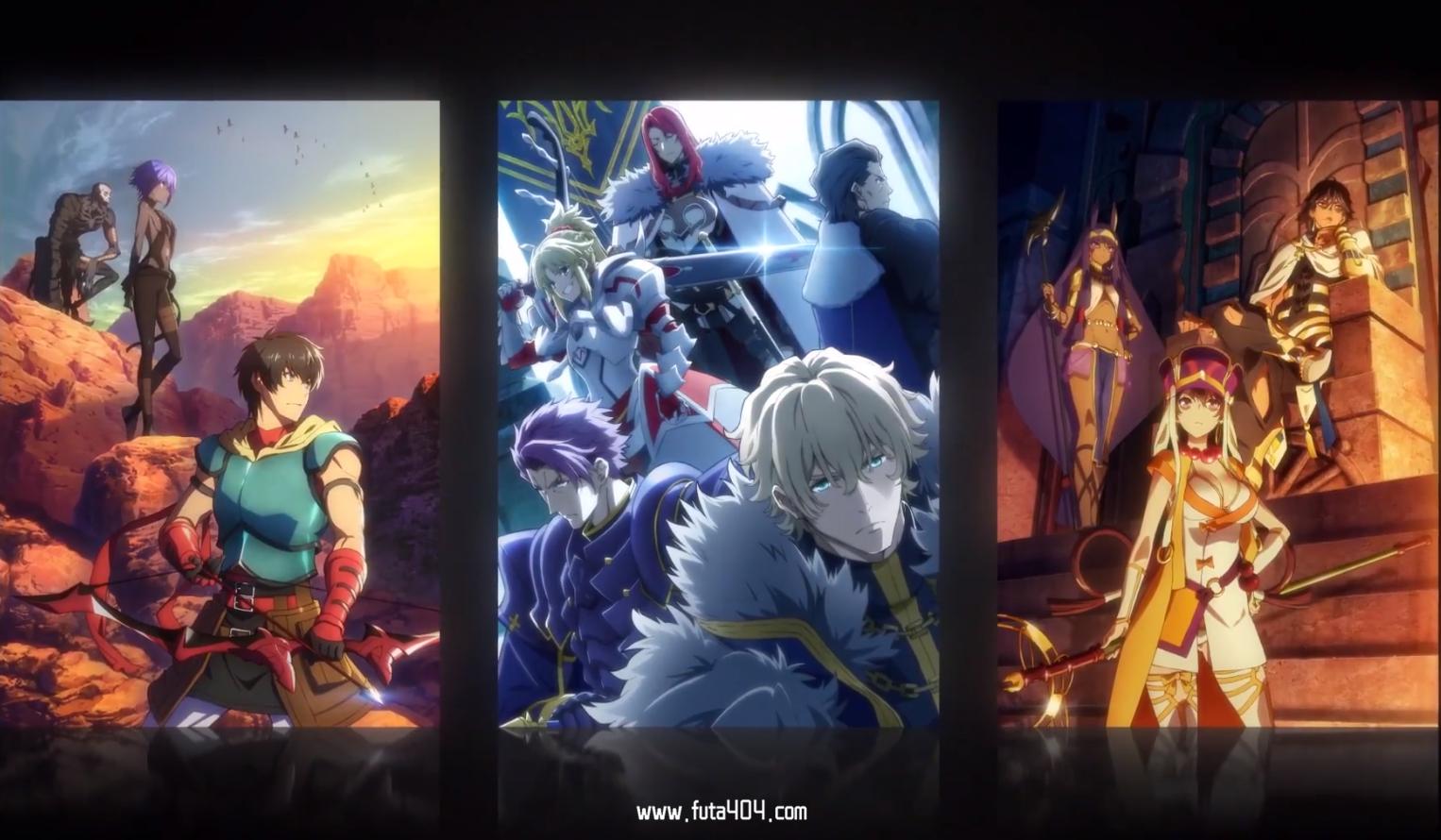 Fate Grand Order 神圣圆桌领域卡美洛 前篇《Wandering; Agateram》将于2020年夏在日本上映 Fate Grand Order ACG资讯