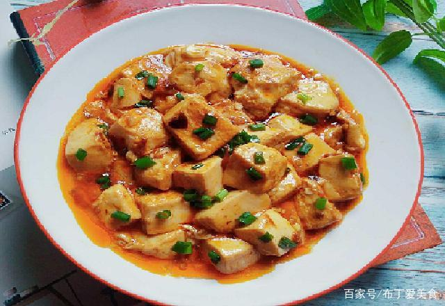 红烧豆腐难入味?教你5大诀窍,豆腐嫩滑,咸香入味,饭店的味道