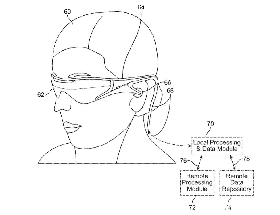 盘点全球最新的VR/AR专利 通过专利看行业发展 AR资讯 第3张