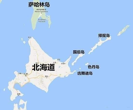 """苏联解体时,日本为何不趁机收回""""北方四岛""""?-"""