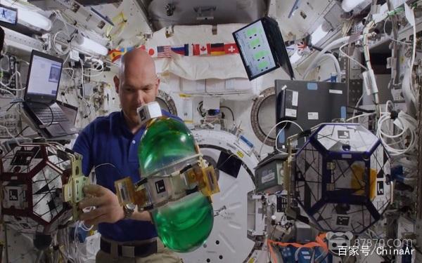 走进太空,Felix Paul工作室推VR体验 AR资讯