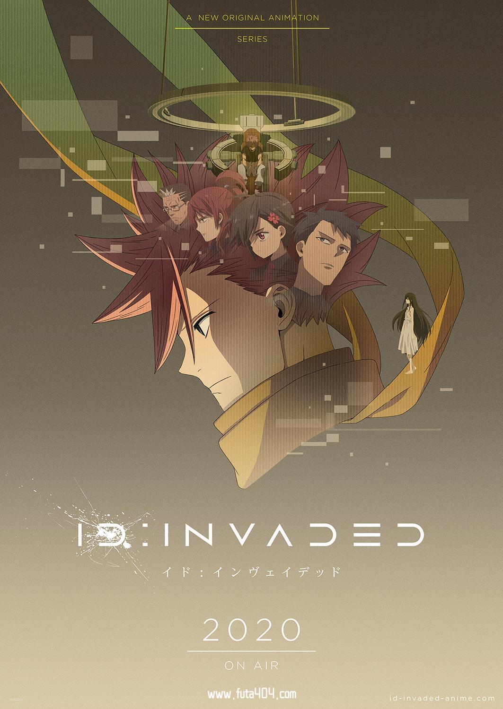 异度侵入 ID:INVADED 动画在线 1月新番 动漫在线