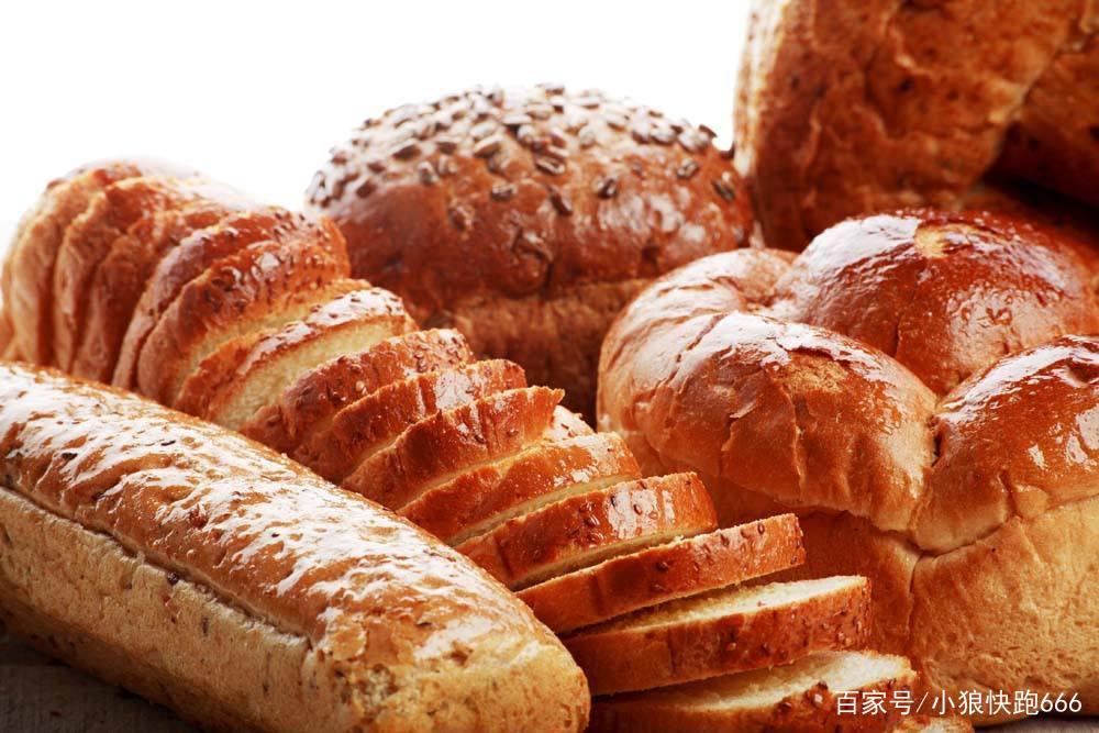 面包会有的,牛奶也会有的