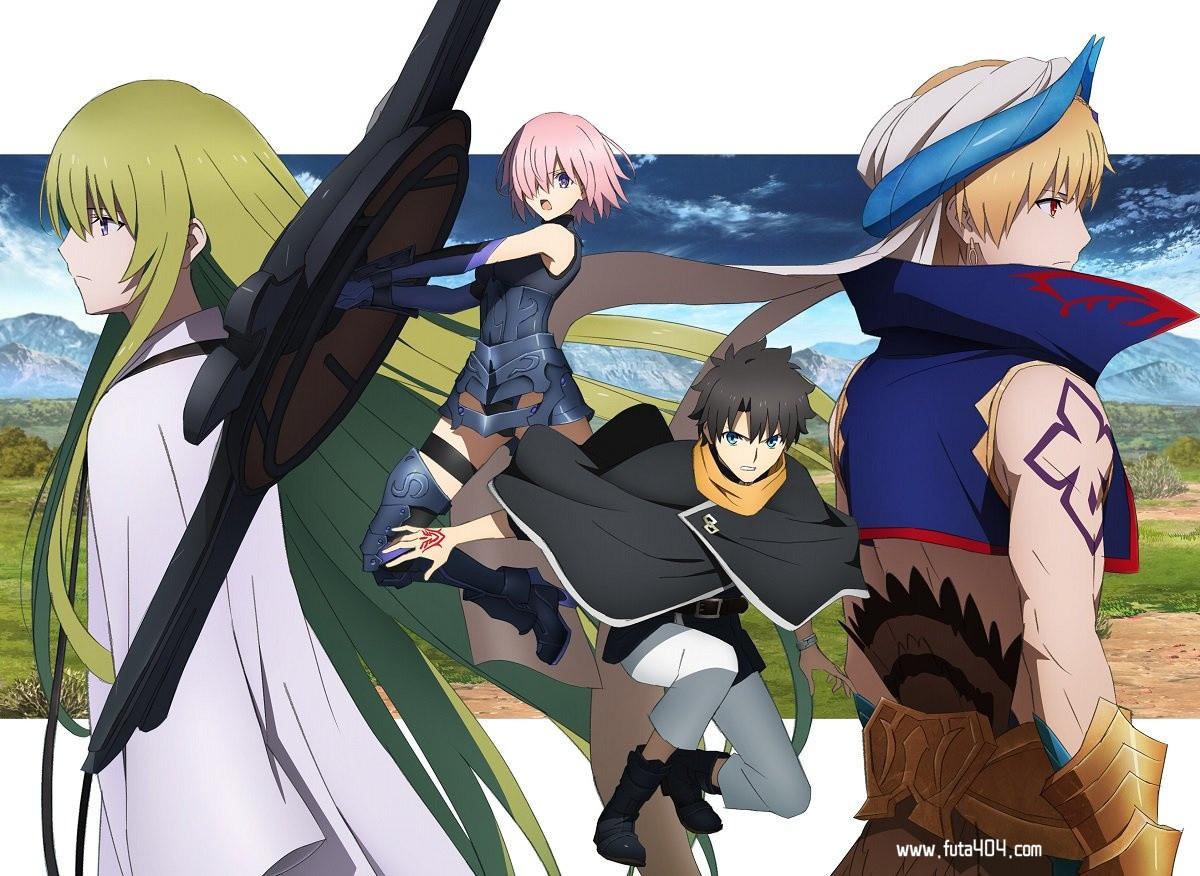 Fate Grand Order绝对魔兽战线巴比伦尼亚OST专辑下载 Fate Grand Order 动漫音乐 第1张