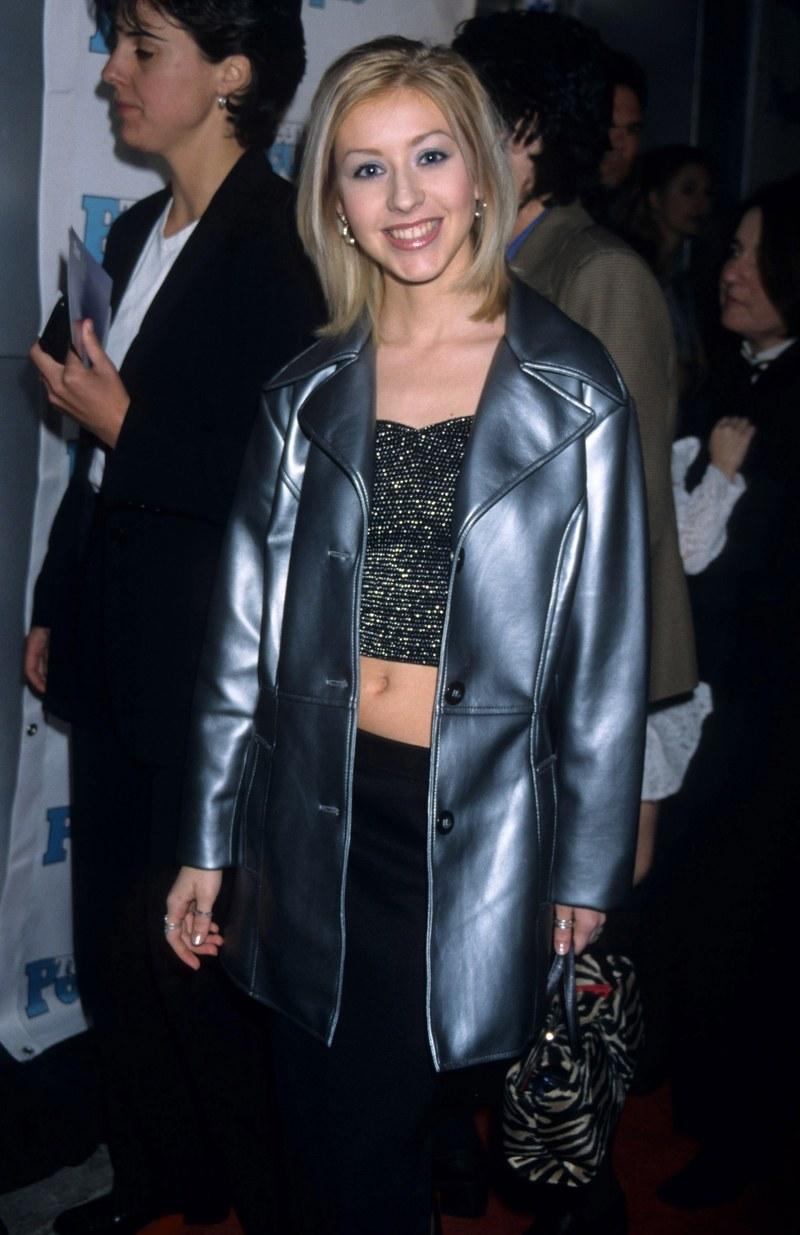 克里斯蒂娜·阿奎莱拉出道20周年 1999年的风格比以往任何时候都更贴切