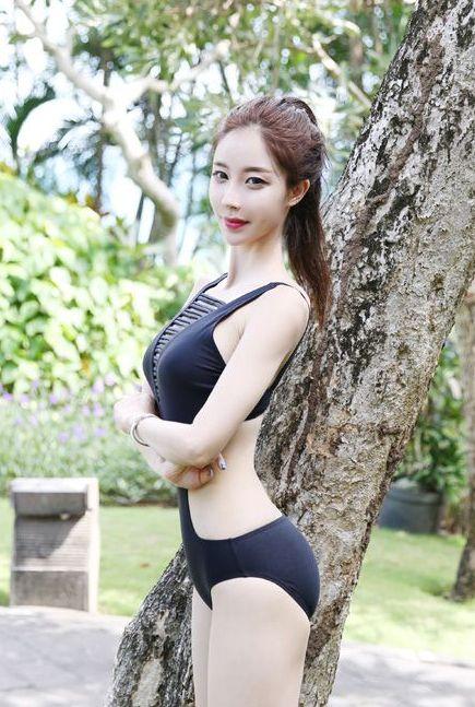 韩国八大泳装模特比基尼美图乐多美女网整理第25期