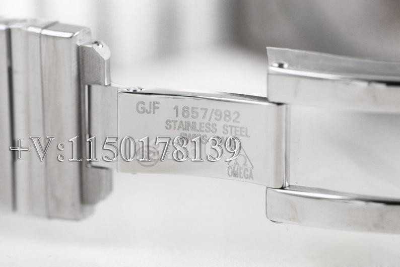 高清实测:VS厂欧米茄星座8500一体机芯,再无破绽!