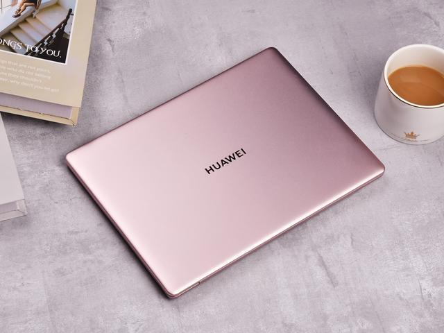 女神专用机 华为MateBook 13 2020款樱粉金体验
