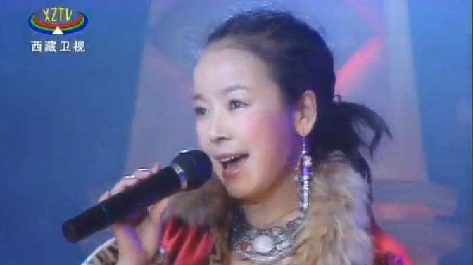 琼雪卓玛演唱《乌拉玛雅》完美高音唱得太美了