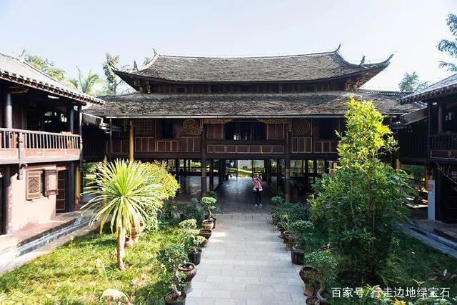 孟连宣抚司署,最后一个傣族古镇中的土司文化遗迹