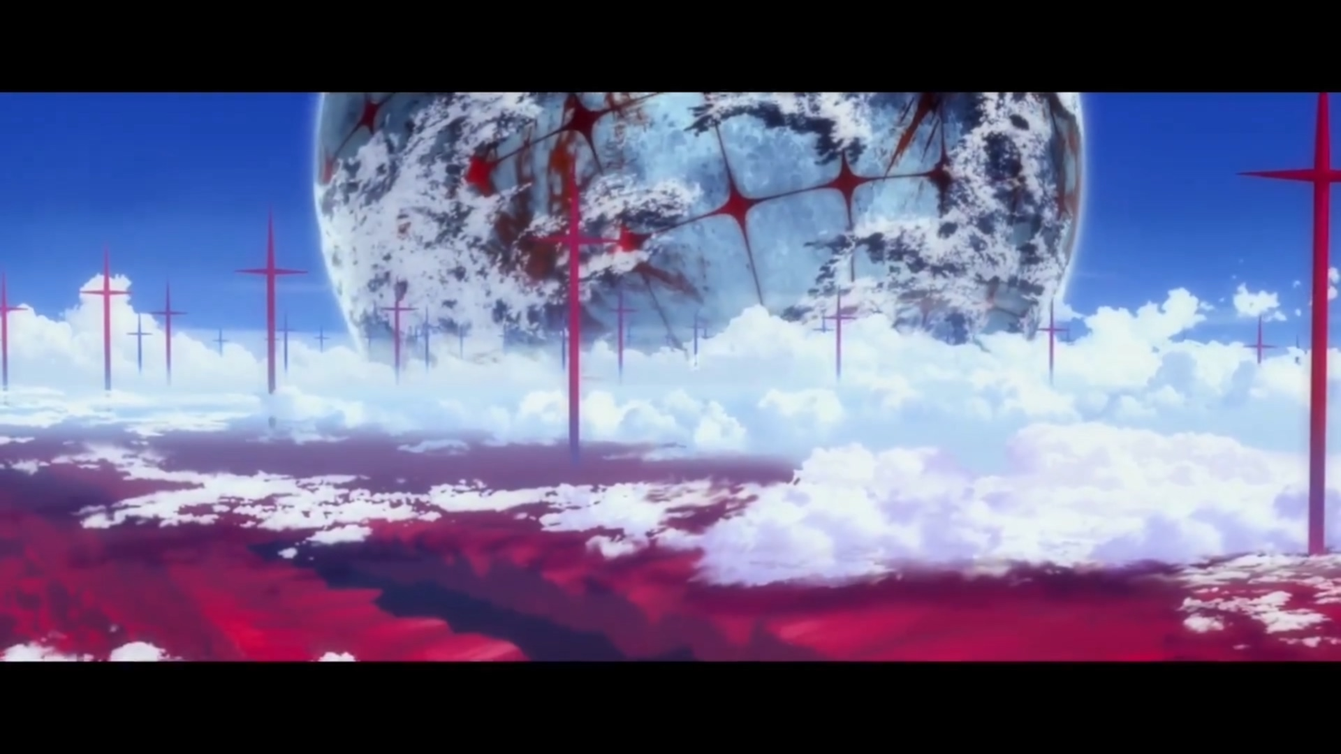庵野秀明剪辑 新世纪福音战士新剧场版 摘要影像! khara ACG资讯 第2张