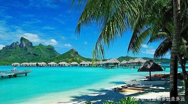 带你欣赏美国夏威夷风景