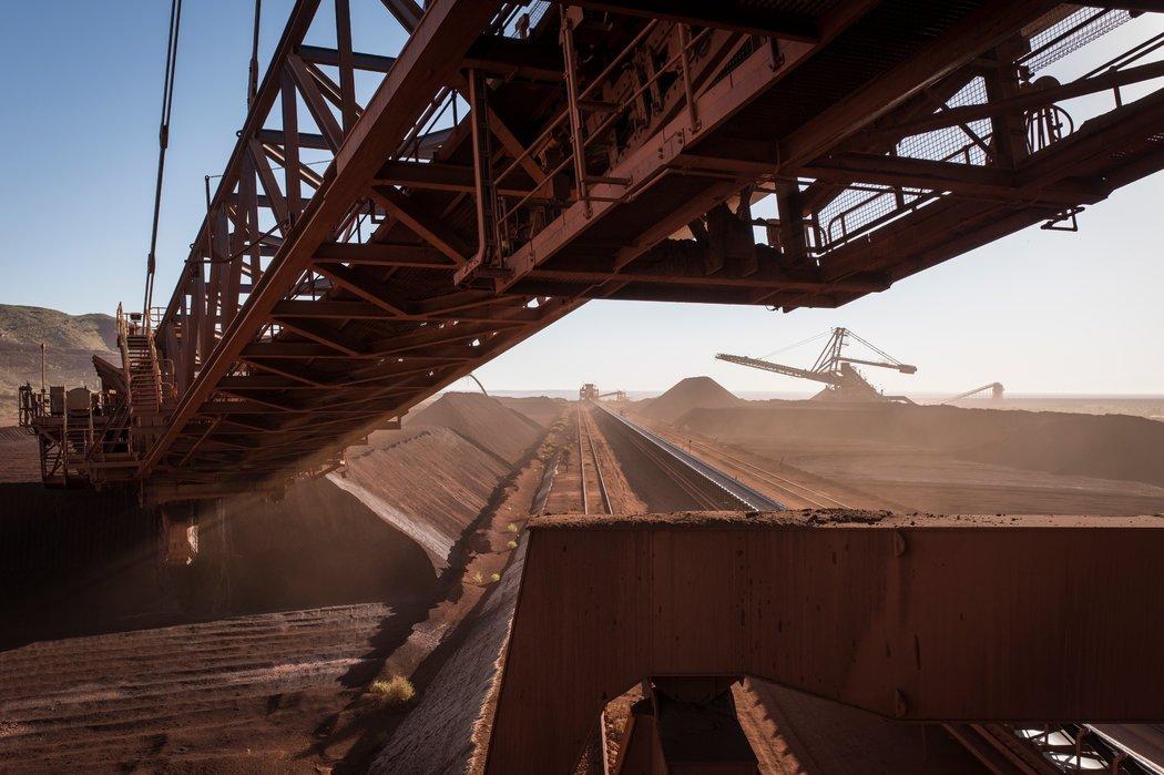 澳大利亚股市最近几天一直是全球表现最差的市场之一,该国向中国出售大量铁矿石。