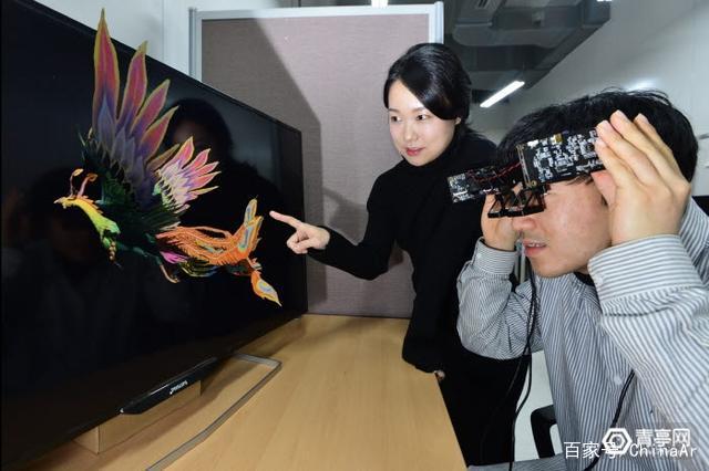 世界首次!韩国首款AR/VR头显4K显示方案诞生 AR资讯 第1张