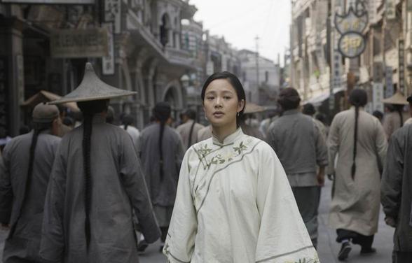 重温老电影《十月围城》,哪一个角色给你的印象最深刻