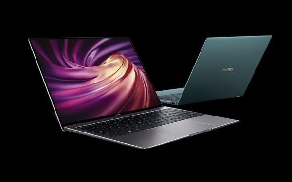 华为PC增速超200% 再发MateBook X Pro 2020款全面屏笔记本电脑