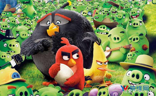 《愤怒的小鸟》AR版将于2019年春季末正式发行 AR游戏