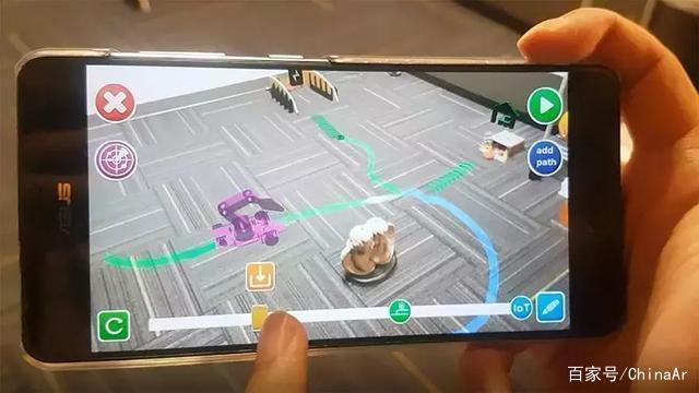 在通用AI出现之前 AR技术让让机器人走进家庭 AR资讯 第3张