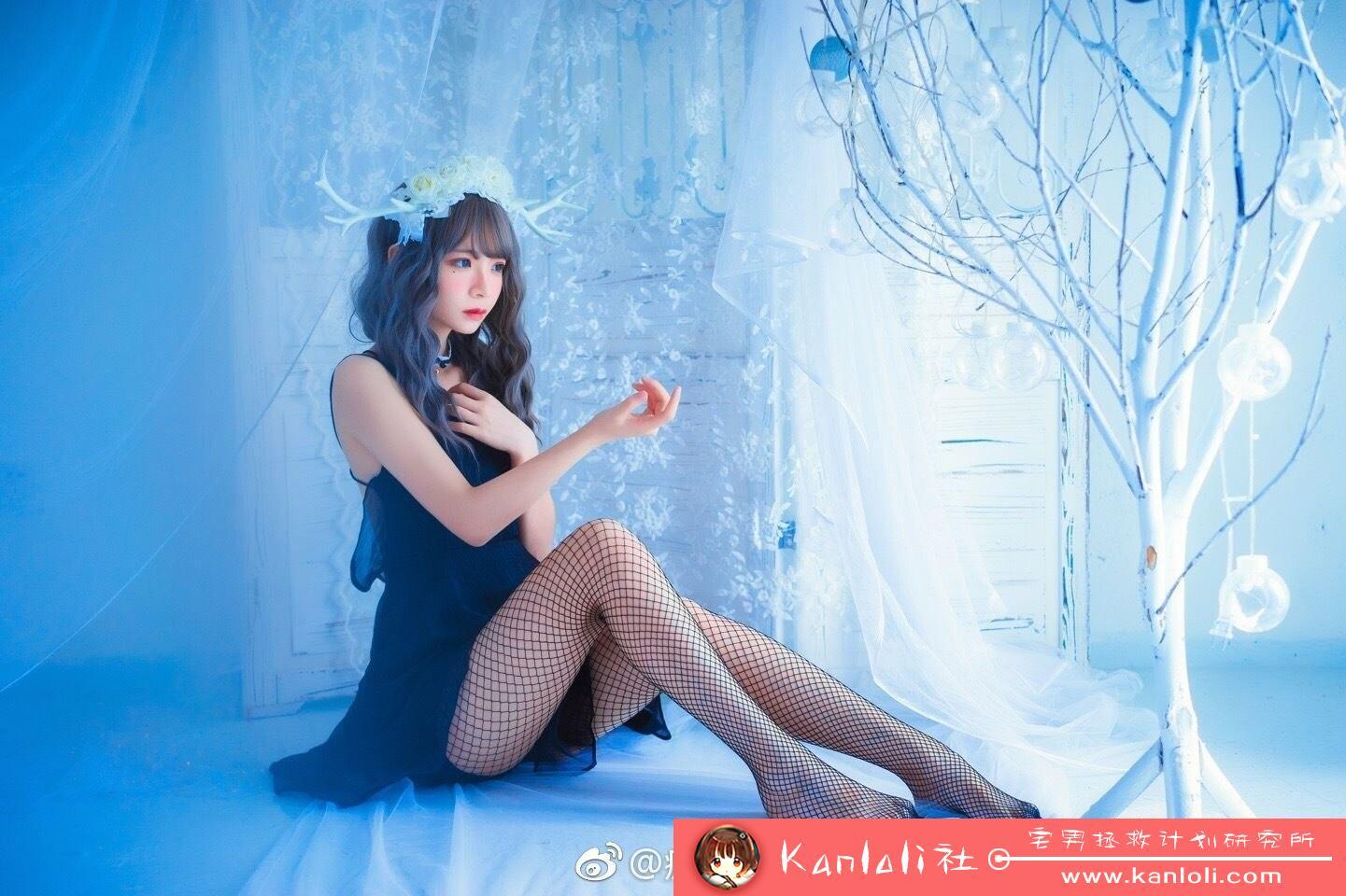 【疯猫ss】疯猫ss写真-FM-007 梦幻渔网袜 [9P]